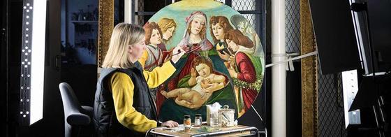 Подделка картины Боттичелли оказалась подлинником