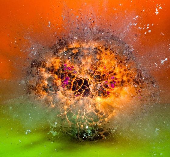 Взрывные фотографии, которые взорвут ваш мозг