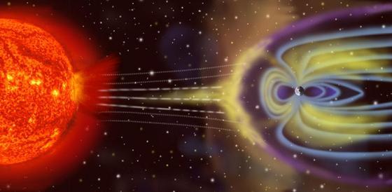 Мощнейшая магнитная буря обрушится Землю
