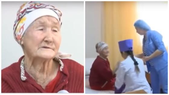 «Он меня называет скотиной»: пожилая кызылординка рассказала об издевательствах сына
