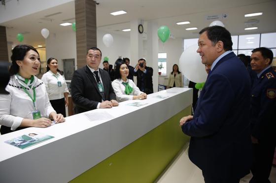 В Атырау открылся новый Специализированный ЦОН