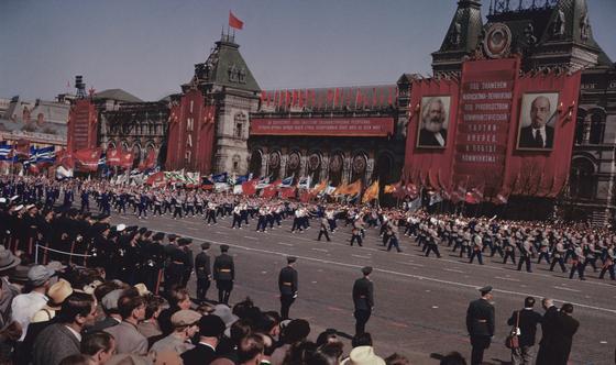 СССР назвали самой демократической страной