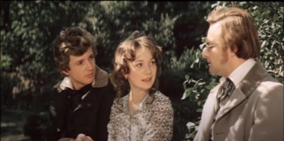 Кадр из фильма «Ася»