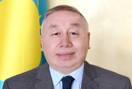 Жалғас Әділбаев. Фото: ҚР СІМ