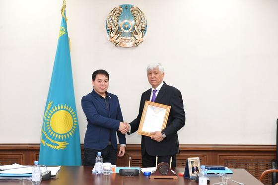 Фото: Алматы облысы әкімдігінің баспасөз қызметі