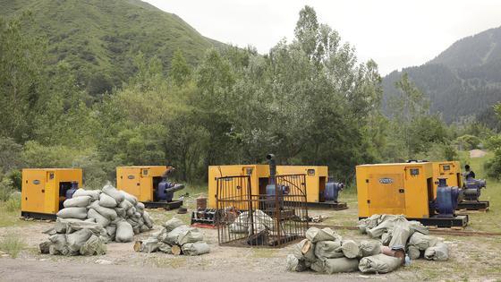 Стоит ли алматинцам опасаться селя, рассказали в ДЧС