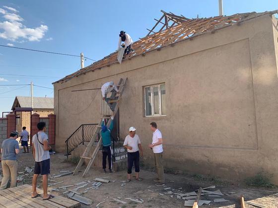 470 объектов Арыси поможет восстановить Акмолинская область