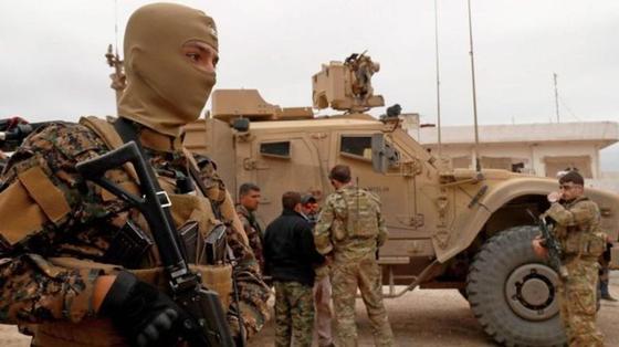Стало известно, когда США выведет войска из Сирии