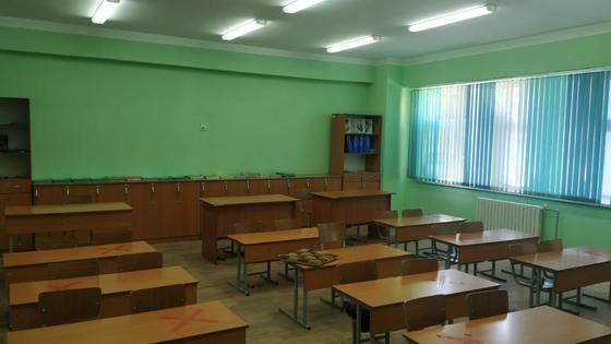 Школа в Жаркенте