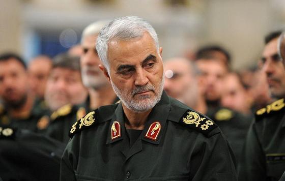 Иранский генерал Касем Сулеймани убит при ударе ВВС США в Багдаде