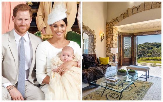 Принц Гарри и Меган Маркл купили особняк Мела Гибсона за 15 млн долларов