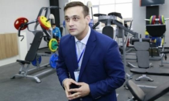 Илья Ильин. Фото: sports.kz
