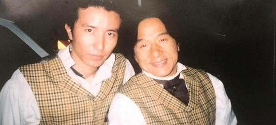 """""""Трудолюбивый и простой"""": алматинец рассказал, как работал вместе с Джеки Чаном (фото)"""