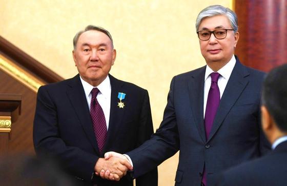 Выборы в Казахстане: наследование власти не произошло