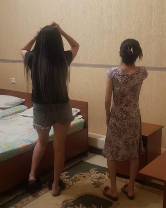 Проституция в Туркестанской области