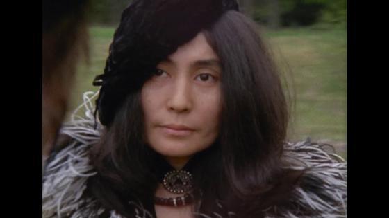 Йоко Оно в образе