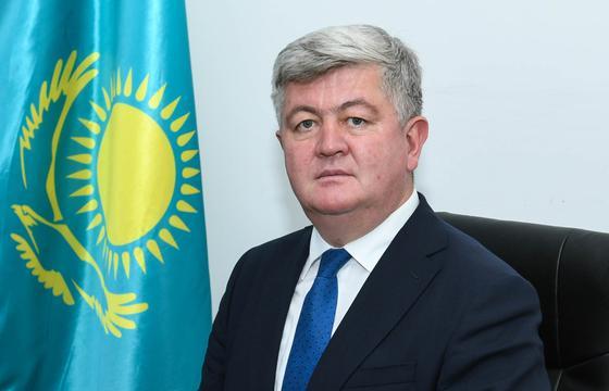 Сабит Пазылов возглавил управление здравоохранения Кызылординской области