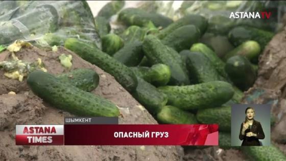 """Видеодан кадр: """"Астана"""" телеарнасы"""