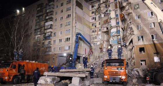 Обрушение дома в Магнитогорске: опубликован список погибших