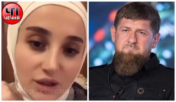 Блогер извинилась перед Кадыровым за оскорбительные посты (видео)