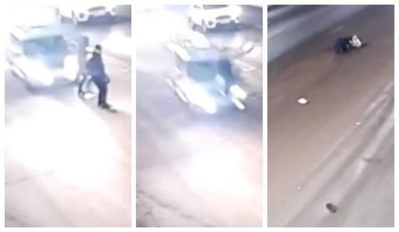 Угнавший авто и сбивший насмерть женщину астанчанин оказался уголовником