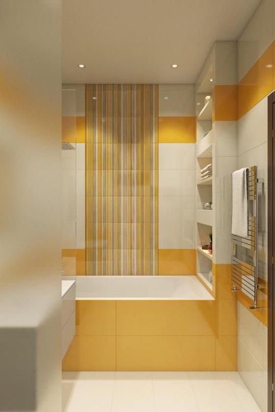 Дизайн ванной комнаты: идеи, фото