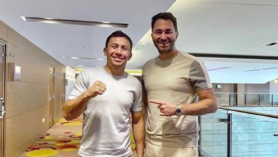 Промоутер Головкина вошел в список трех самых влиятельных людей в боксе