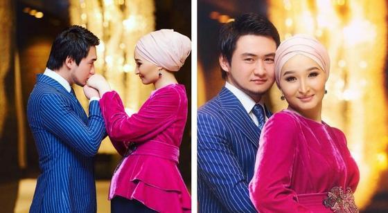 Торегали Тореали с супругой. Фото: Instagram