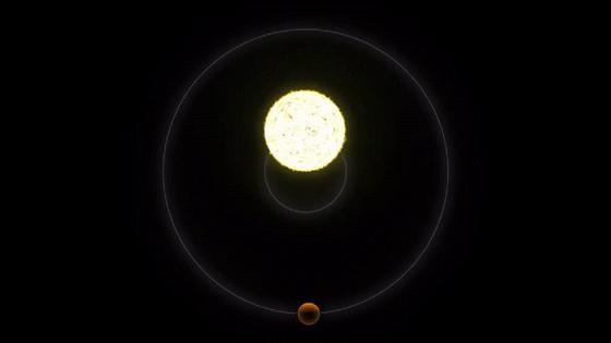 Поблизости от Земли нашли гигантскую планету