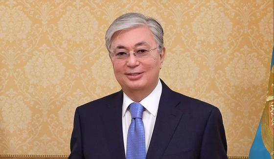 Қасым-Жомарт Тоқаев. Фото: Ақорда