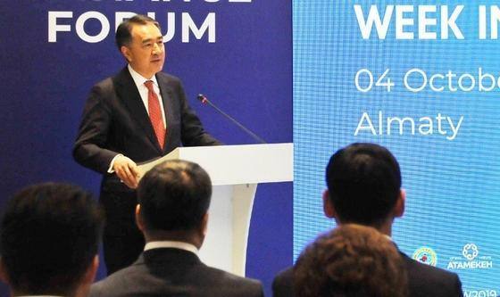Сагинтаев: К 2030 году население Алматы может достичь 5 миллионов