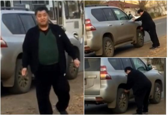 Қайыргелді Әкімбеков. Фото: видеодан кадр