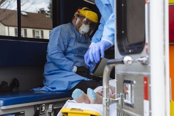1,9 млн зараженных, почти 120 тыс. погибших: опубликованы последние данные о коронавирусе