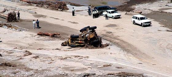 Число жертв наводнений в Иране возросло до 44 человек