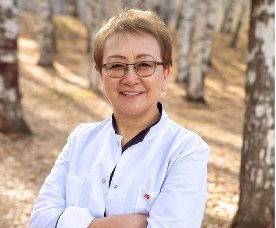 Роза Куанышбекова