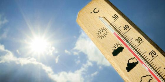 Қазақстанның бірқатар өңірінде күн 40 градус ыстық болады