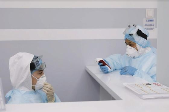 Бекшин жедел жәрдем диспетчерлік қызметінде коронавирустың өршуіне қатысты түсініктеме берді