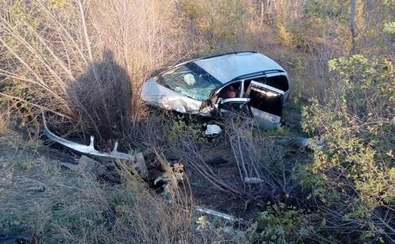 Массовое ДТП в ЗКО: погибли два человека