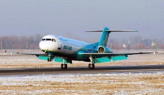 Стали известны имена экипажа рухнувшего самолета в Алматы
