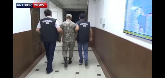Кадр: Сыбайлас жемқорлыққа қарсы қызмет видеосынан