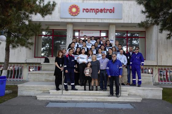 Студенты из Казахстана успешно прошли стажировку на НПЗ в Румынии
