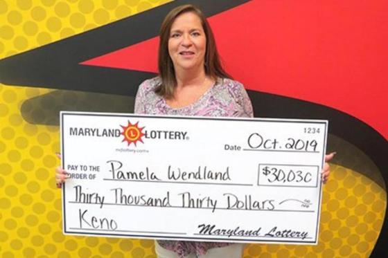 Женщина вписывала в лотерейные билеты одно и то же число и разбогатела