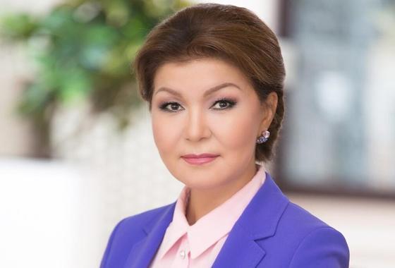 Дариға Назарбаева. Фото: ҚР Парламентінің Сенаты