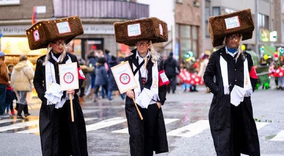 Еврокомиссия осудила карнавал в Бельгии, на котором высмеивали евреев