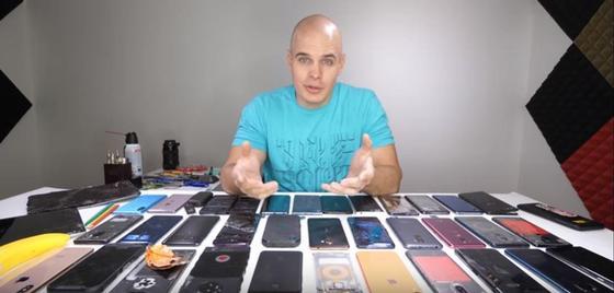 Названы самые прочные смартфоны