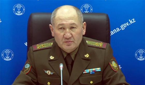 Барат Дұзақбаев. Фото: 24kz