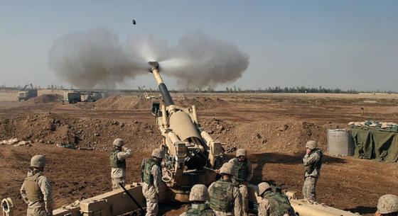 Турция обстреливает цели в Сирии после гибели 33 своих военных