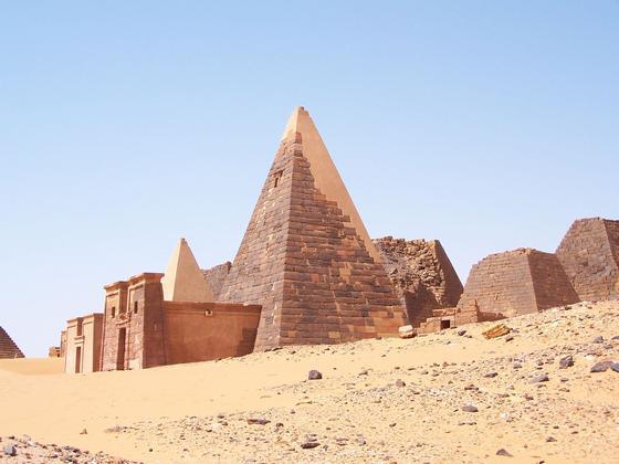 Высокие пирамиды