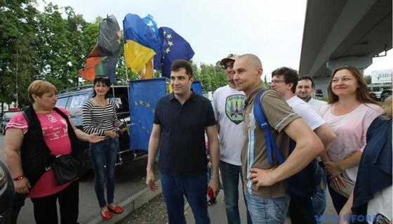 Фото: facebook.com/SaakashviliMikheil