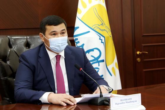Нурлыбек Налибаев выразил свою благодарность всем активным гражданам
